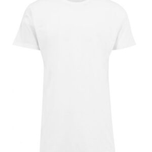 Shaped Long Tee (front)